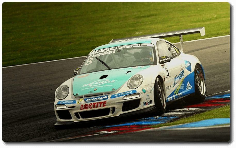 Porsche Carrera Cup 2013 in Oschersleben
