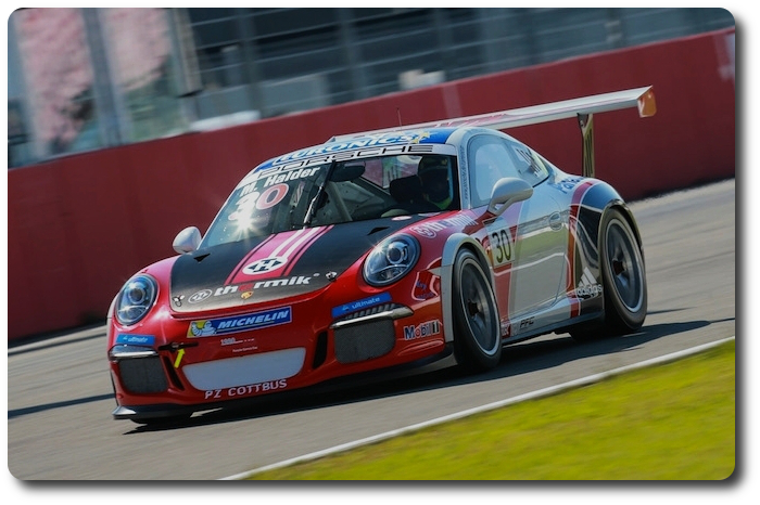 Porsche Carrera Cup 2014 in Oschersleben