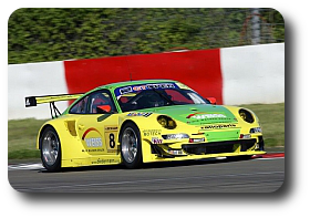 Manthey Porsche in der International GT Open