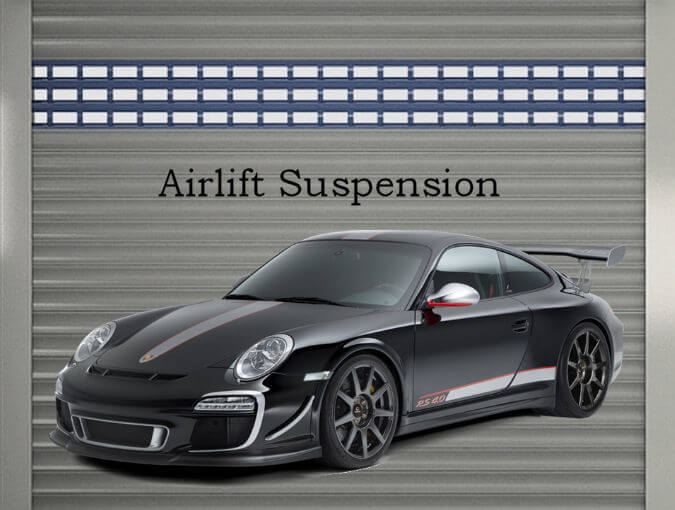 Airlift Suspension
