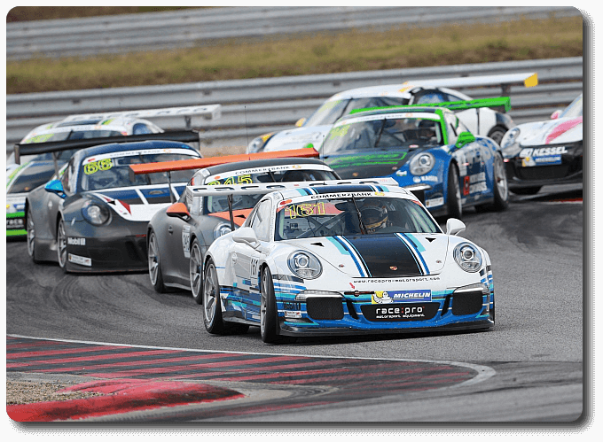 Porsche Sports Cup in Spa Francorchamps