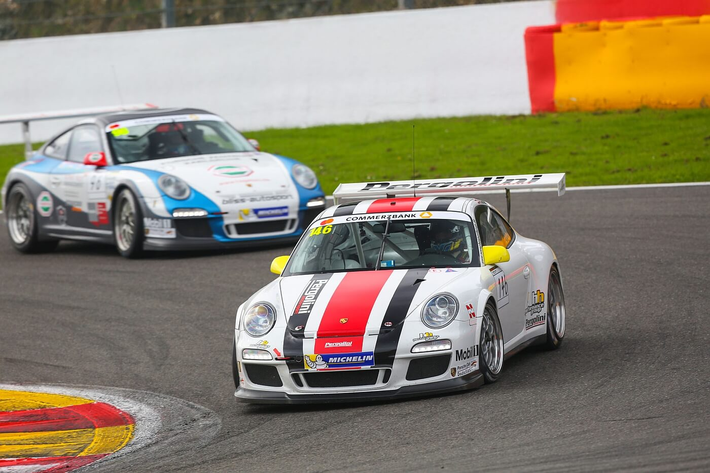 Porsche Sports Cup 2014 in Spa-Francorchamps