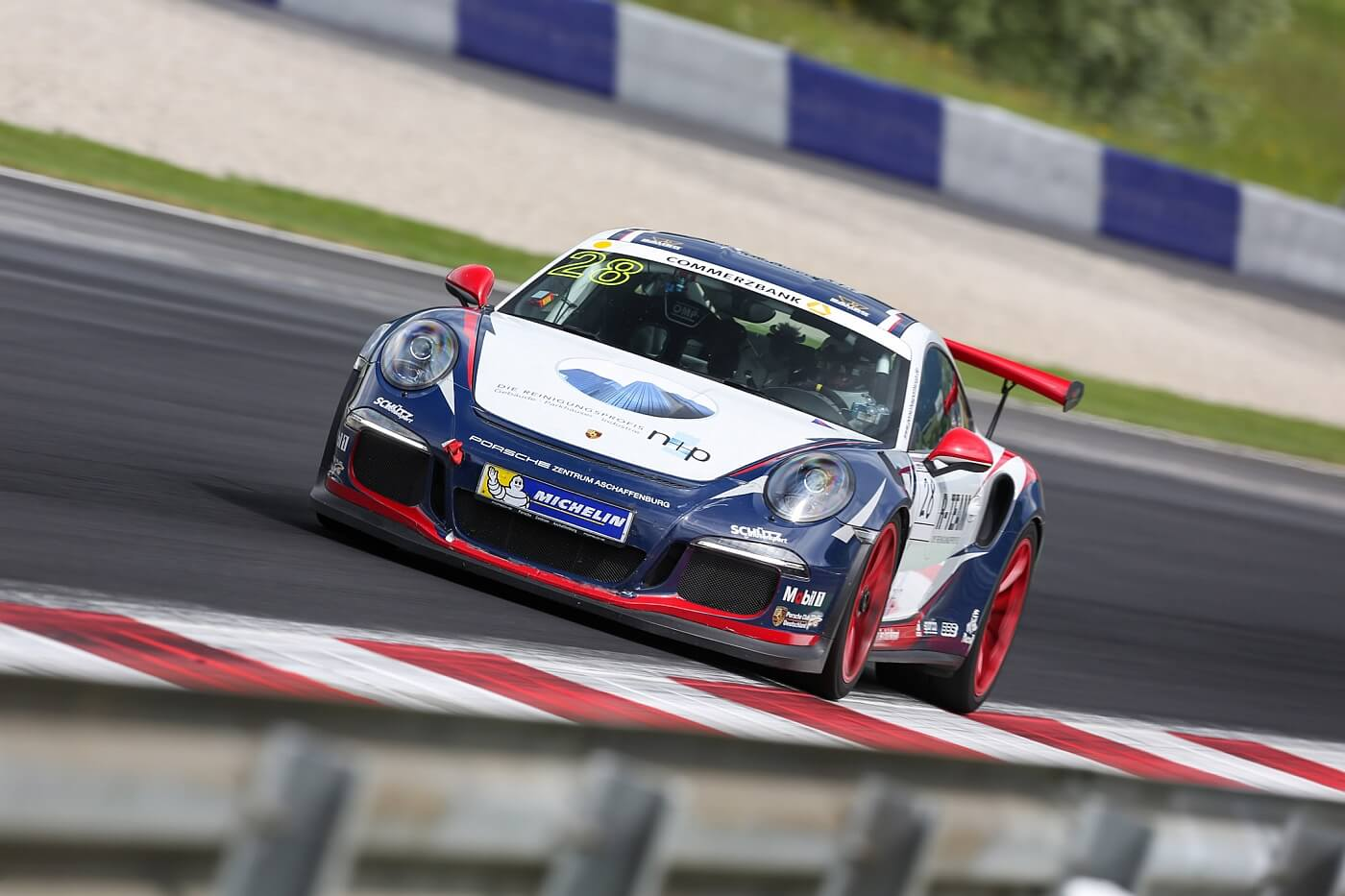 Porsche Sports Cup Red Bull Ring
