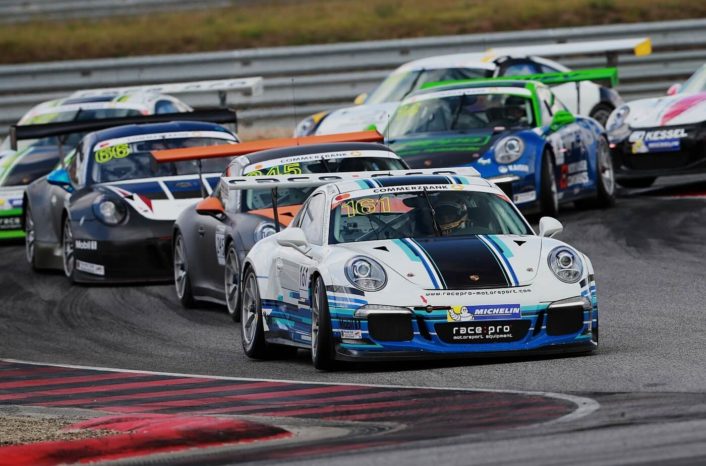 Porsche Sports Cup 2016 in Spa Francorchamps