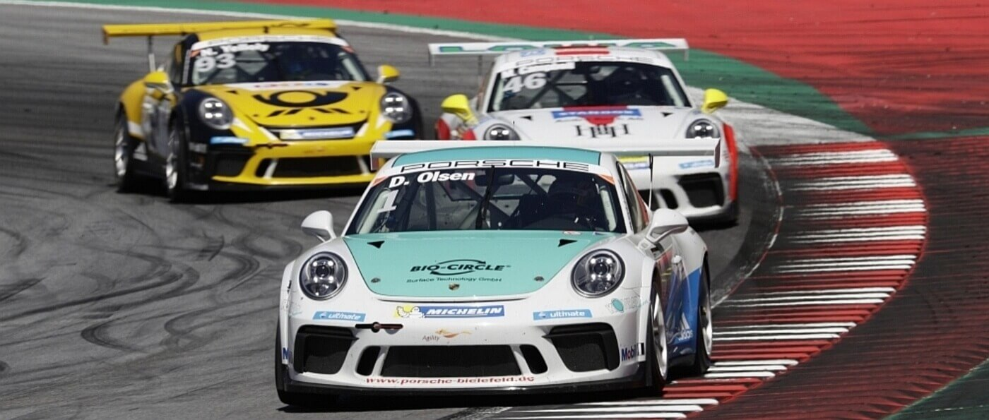 Porsche Carrera Cup Red Bull Ring