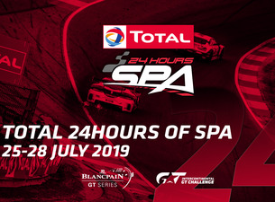 24h Rennen Spa Francorchamps 2018