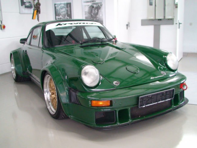 KREMER PORSCHE 911 TURBO (934) - ABSOLUTE RARTÄT!