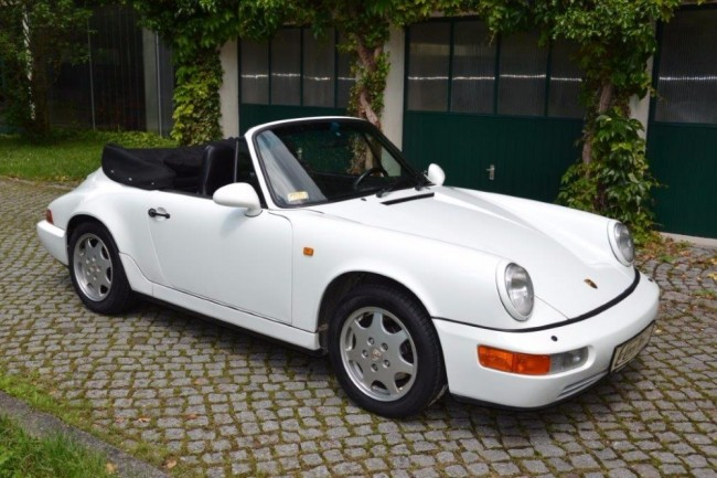 world of 911 porsche 964 carrera 2 cabrio. Black Bedroom Furniture Sets. Home Design Ideas