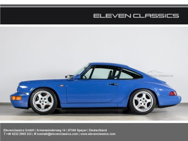 PORSCHE 964 CARRERA RS TOURING