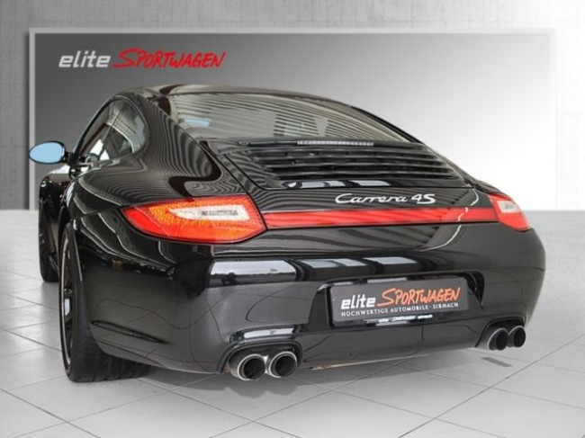 PORSCHE 997 CARRERA 4S COUPE