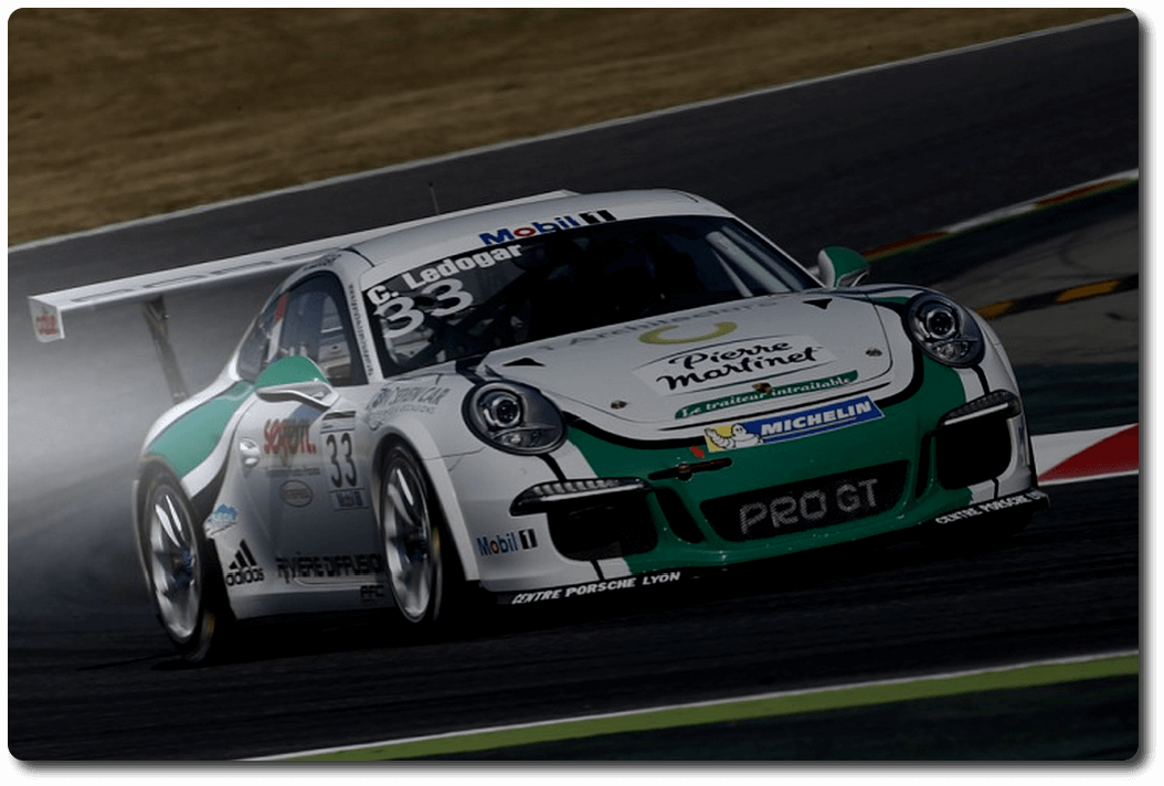 Porsche Mobil 1 Supercup in Spa Francorchamps