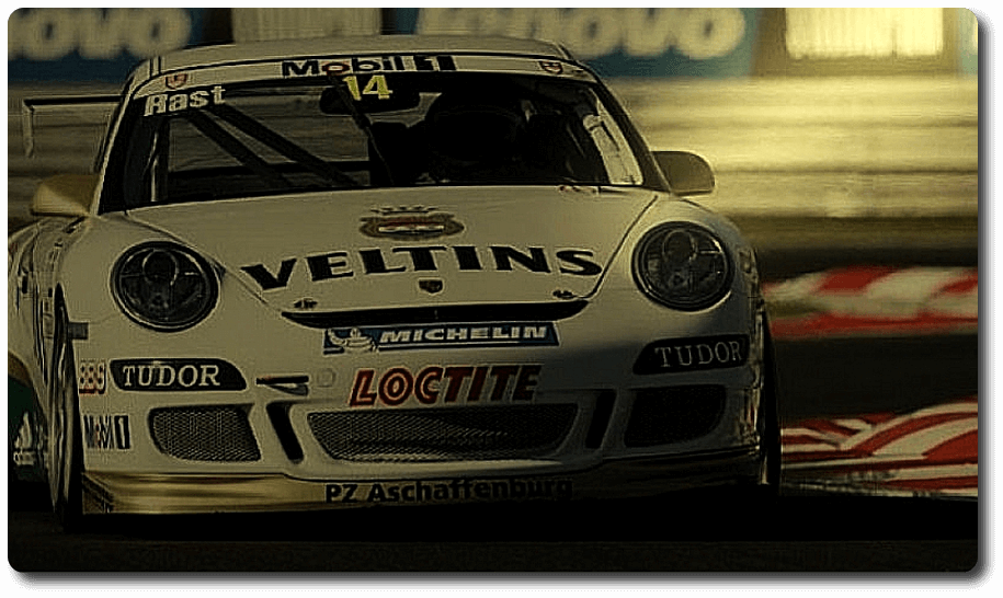 Porsche Mobil 1 Supercup Rennen in Spa Francorchamps